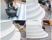 Konzept zur Treppensanierung