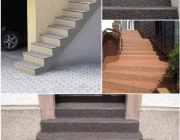 Komplett-System für Treppen